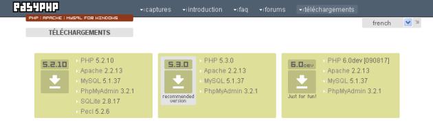 easyphp 5.2